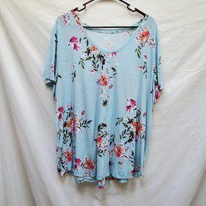 Light Blue T. Shirt Sz. 2X
